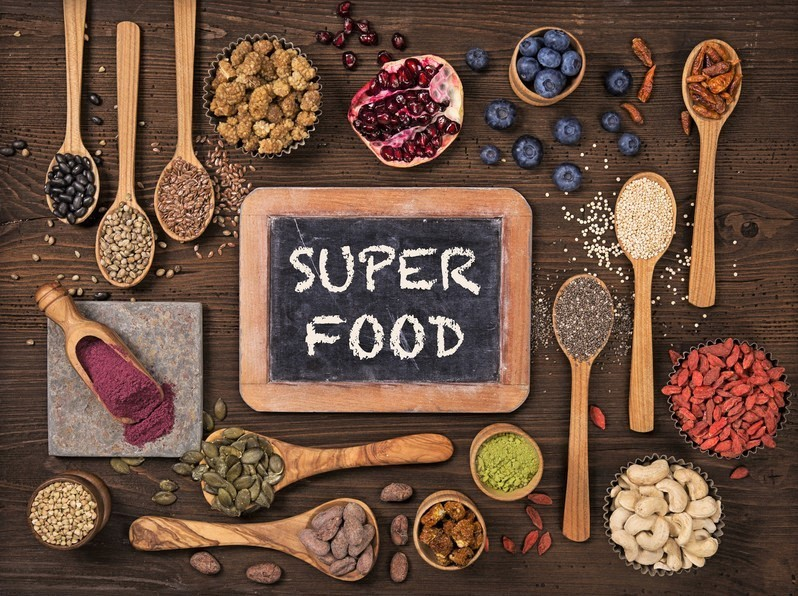 Superfood for Brain Power and Focus