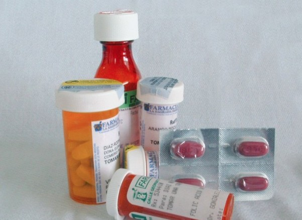 Medications cause dry mouth