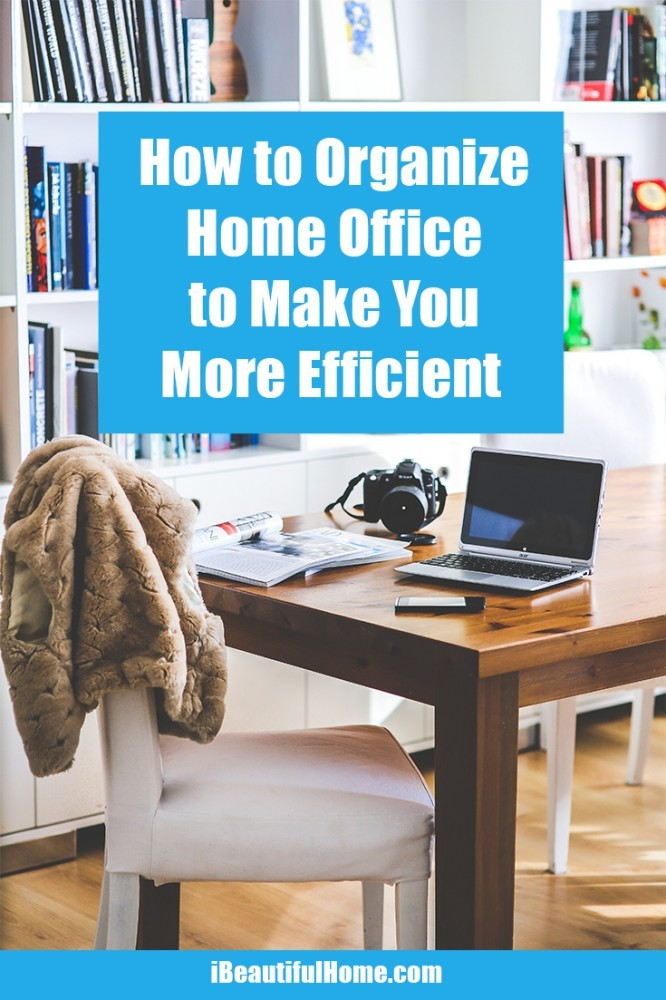 Pinterest Organize Home Office