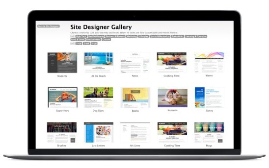 Site Design with Solo Built It