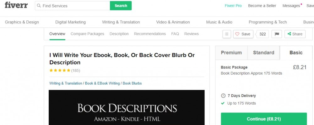 ebook creation using fiverr