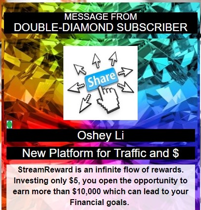 Global moneyline diamond subscriber advertising image