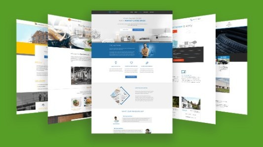 Wordpress page builder thrive architect templates