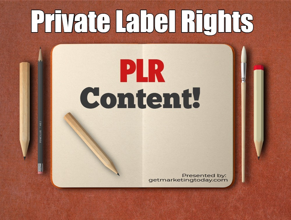 The Three Valuable And Most Used Ways For Your Content Creation-Private Label Rights!