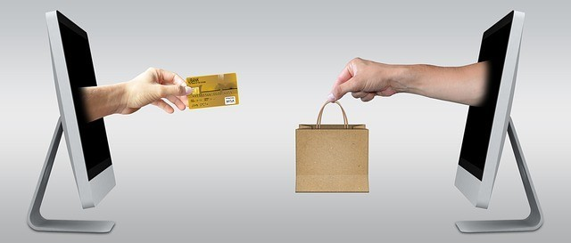 What is the Wealthy Affiliate about - Credit Card and a bag
