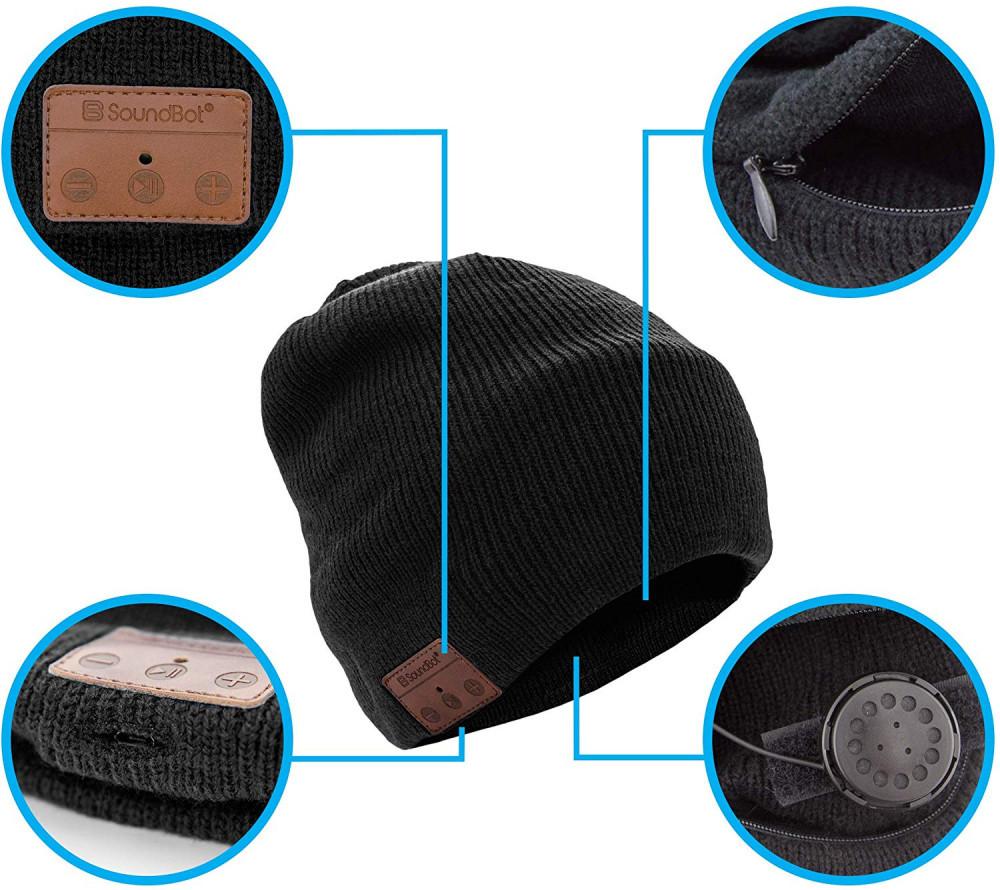 Bluetooth Beanie Hatset