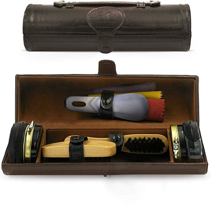Premiun Shoe Polish & Care Kit