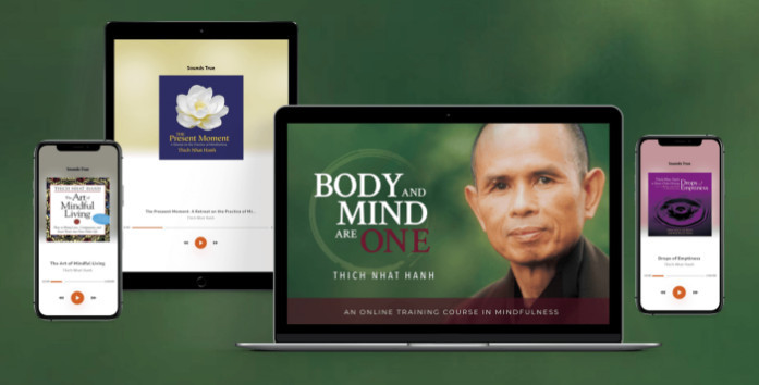 Body And Mind Are One - Online Kit