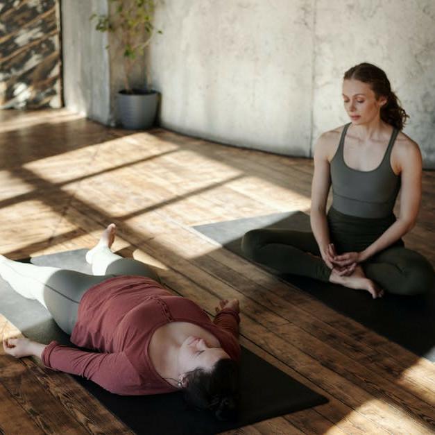 Richard Miller's Yoga Nidra - Week 3