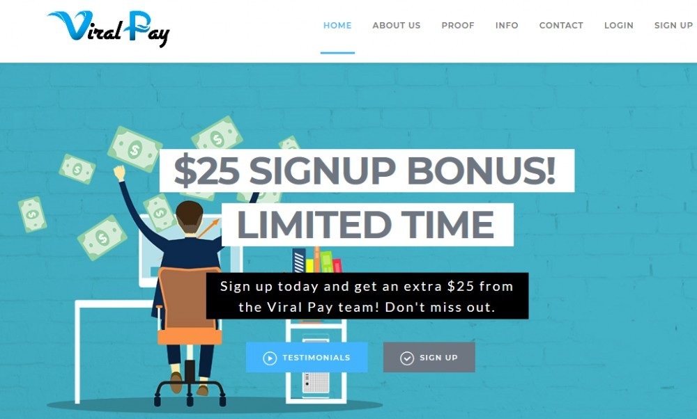 Is Viral Pay A Scam