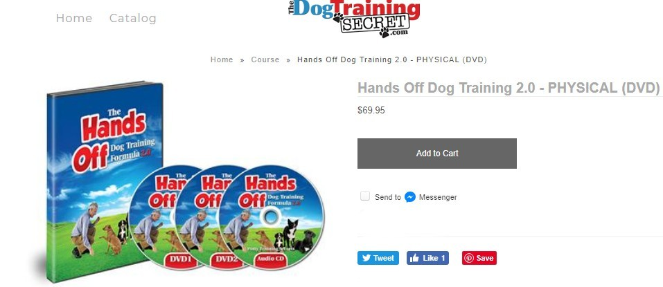 the dog training secret dvd