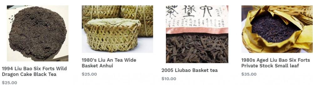 Generation Tea Aged tea