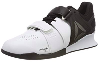 Reebok Legacy Lifter - Colourway: White/Black/Pewter