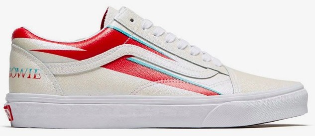 David Bowie x Vans Old Skool