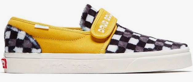 David Bowie x Vans Slip-On 47XDV