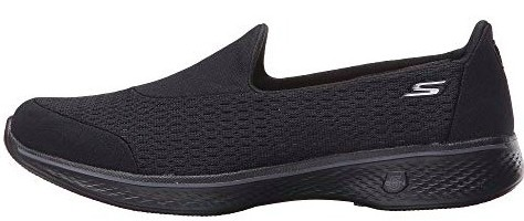 Skechers GoWalk 4 - Pursuit Black