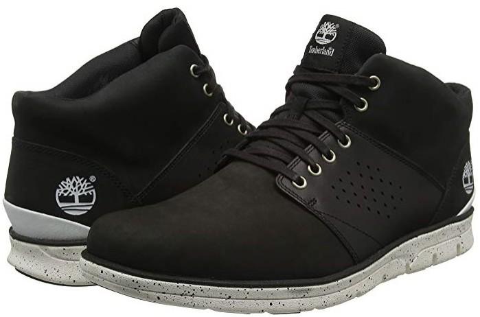 Timberland Men Black Boots – My
