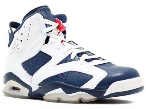 Air Jordan 6 Retro+ 'Olympic'