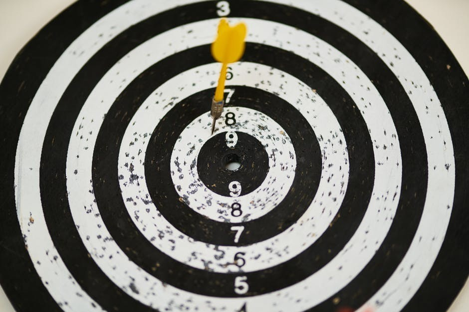 stay on target for investing