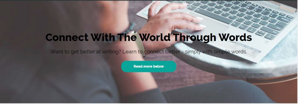 Connecting to the World with Words