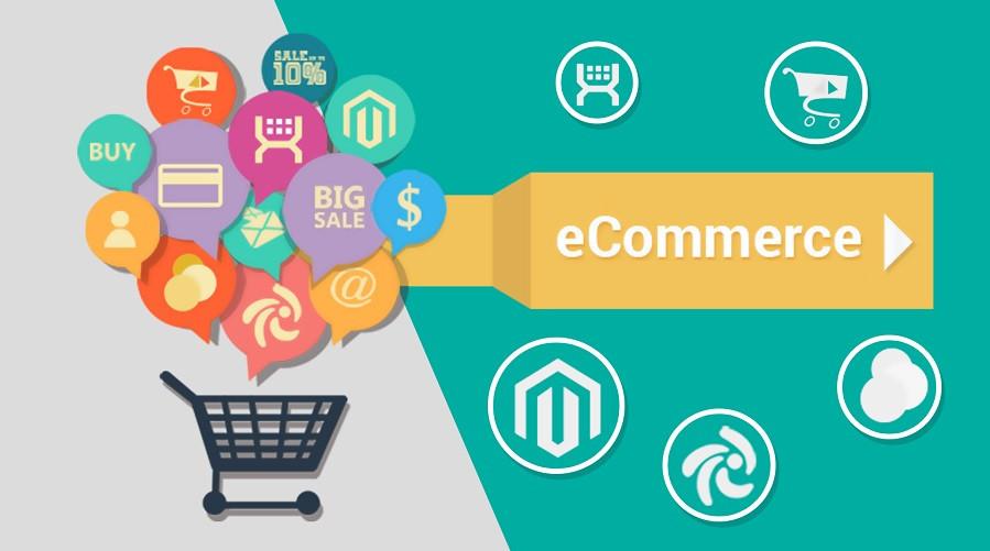 Ecom: Amazon, Shopifyy