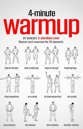 The Warm-Up