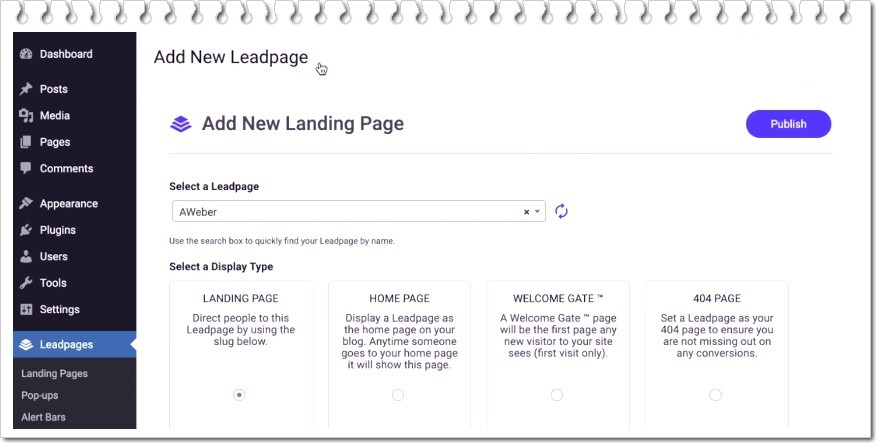 A leadpages review