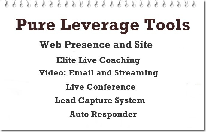pure leverage tools