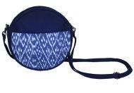 Malia Designs - Ikat Round Crossbody