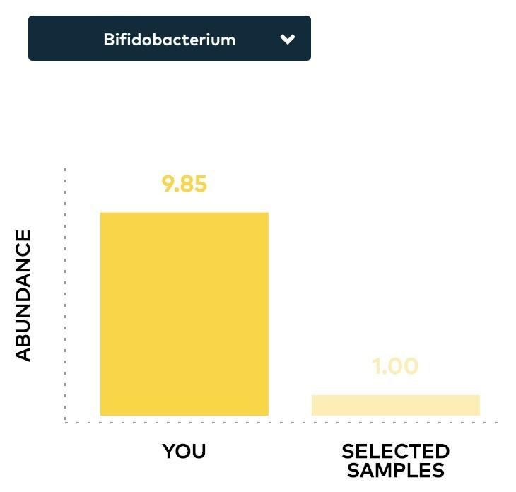 Prebiotic-Probiotic Case Bifidobacterium
