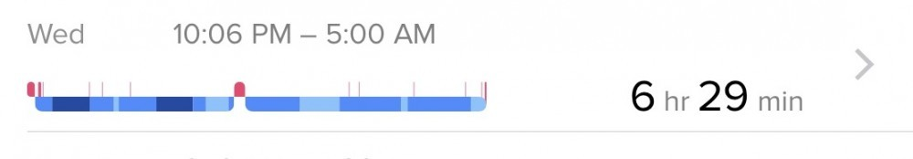 Sleep 20190210