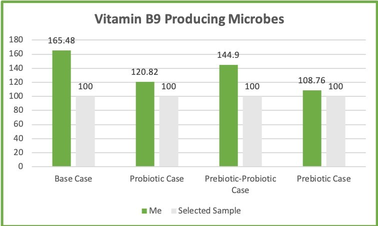 Prebiotics Vitamin B9 20190322