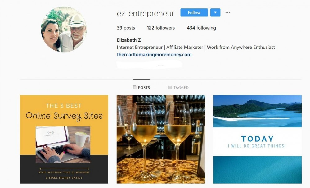 Instagram Profile