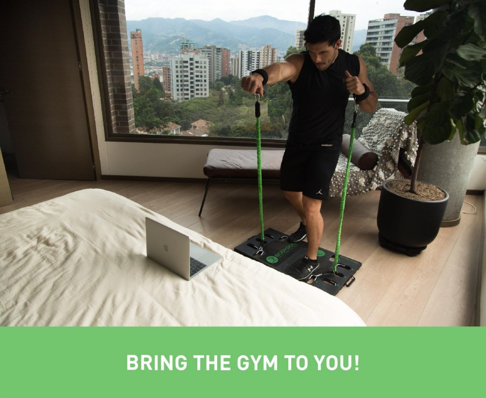 Bring the gym to you
