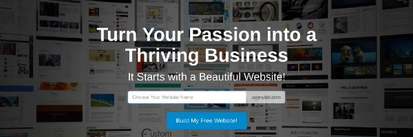 Wealthy Affiliate Create Your Website