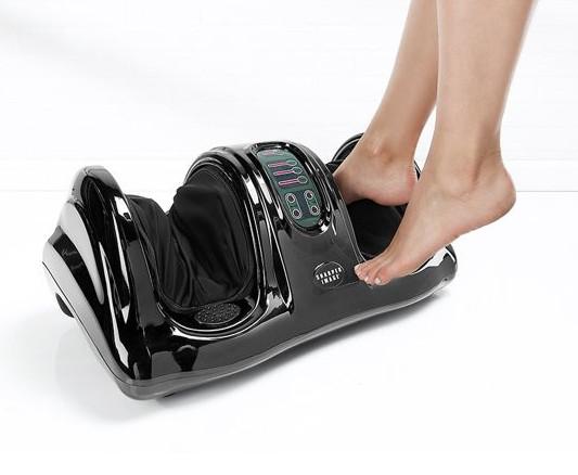 Shiatsu Kneading and Rolling Foot Massager