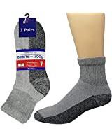Yomandamor Cotton Diabetic Socks