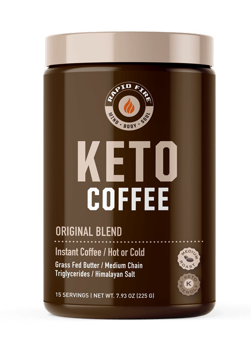 Rapid Fire Keto Coffee Review