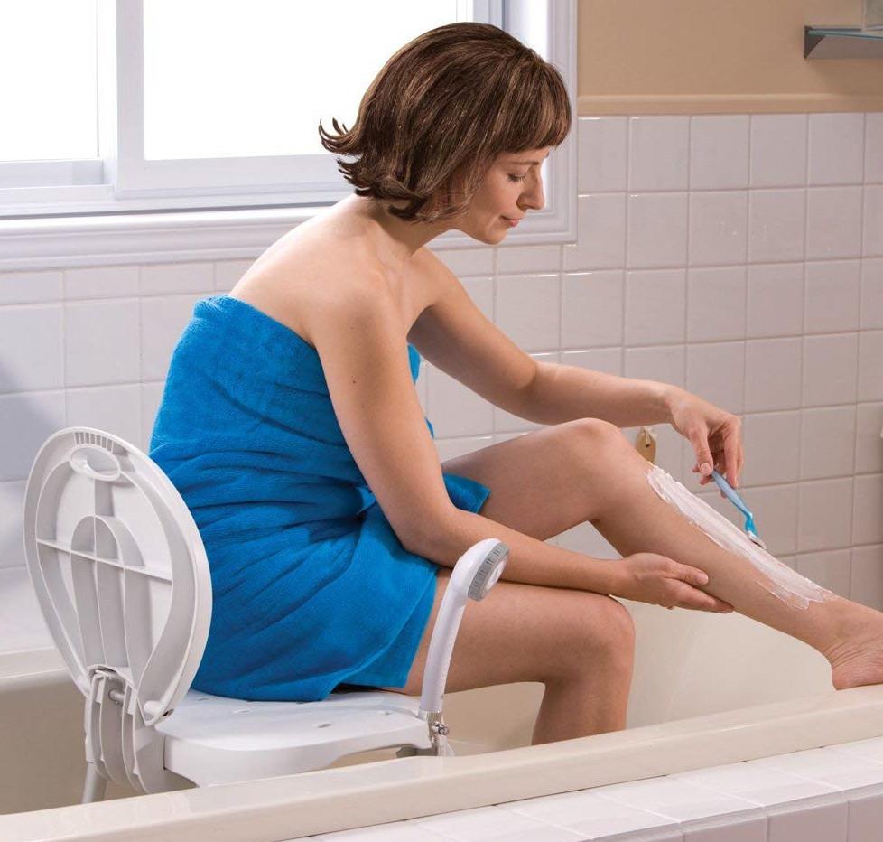 Folding Bath seat by Aquasense