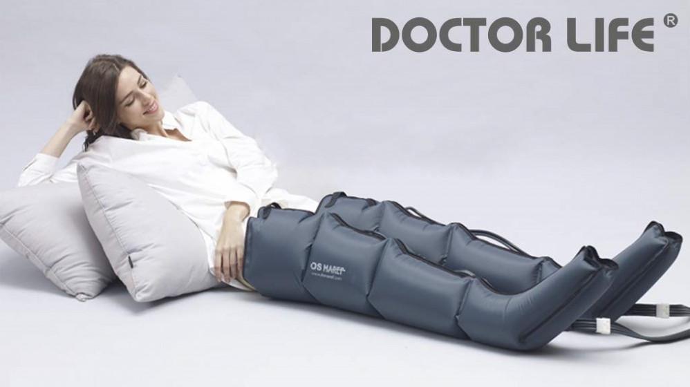 LX7 Max Sequential Air Compression Leg Massager