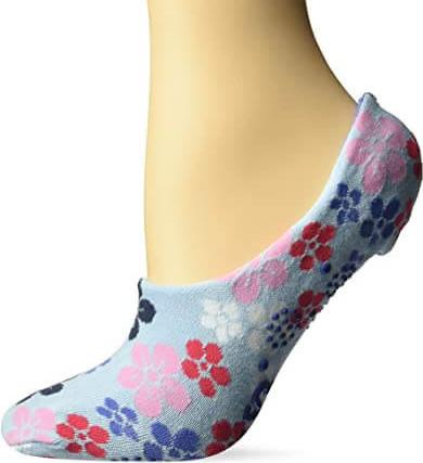 Ballerina style slipper socks