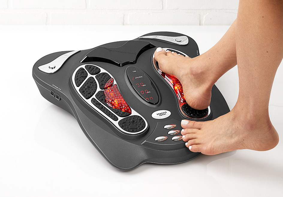 Sharper Image TENS Foot Massager
