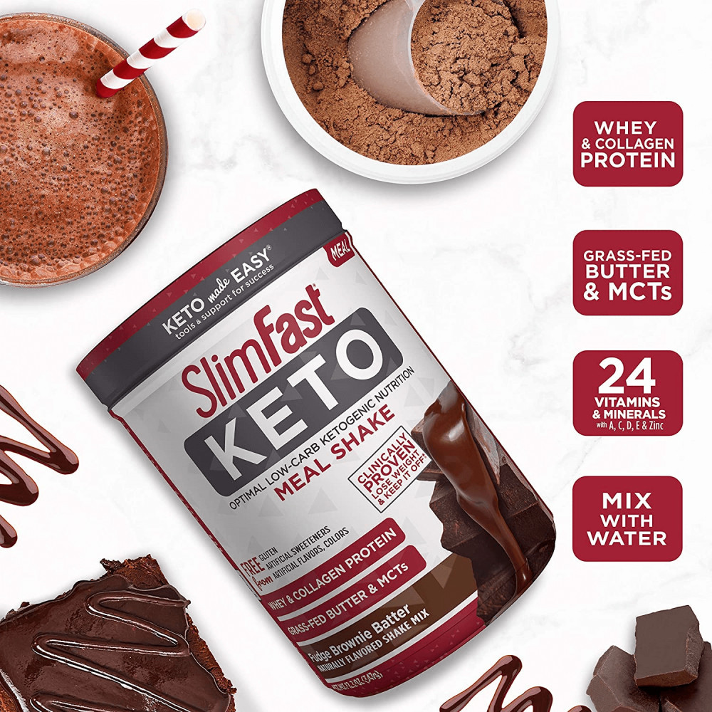 Slimfast Keto Meal Replacement