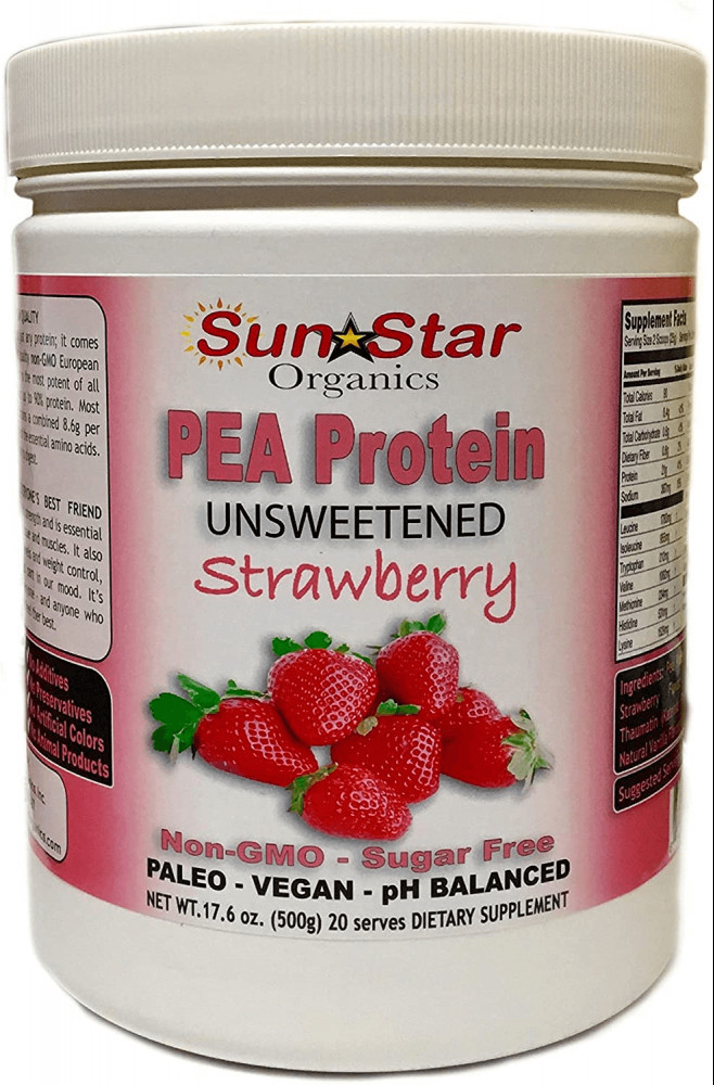 Sun Star Organic Whey Protein Review