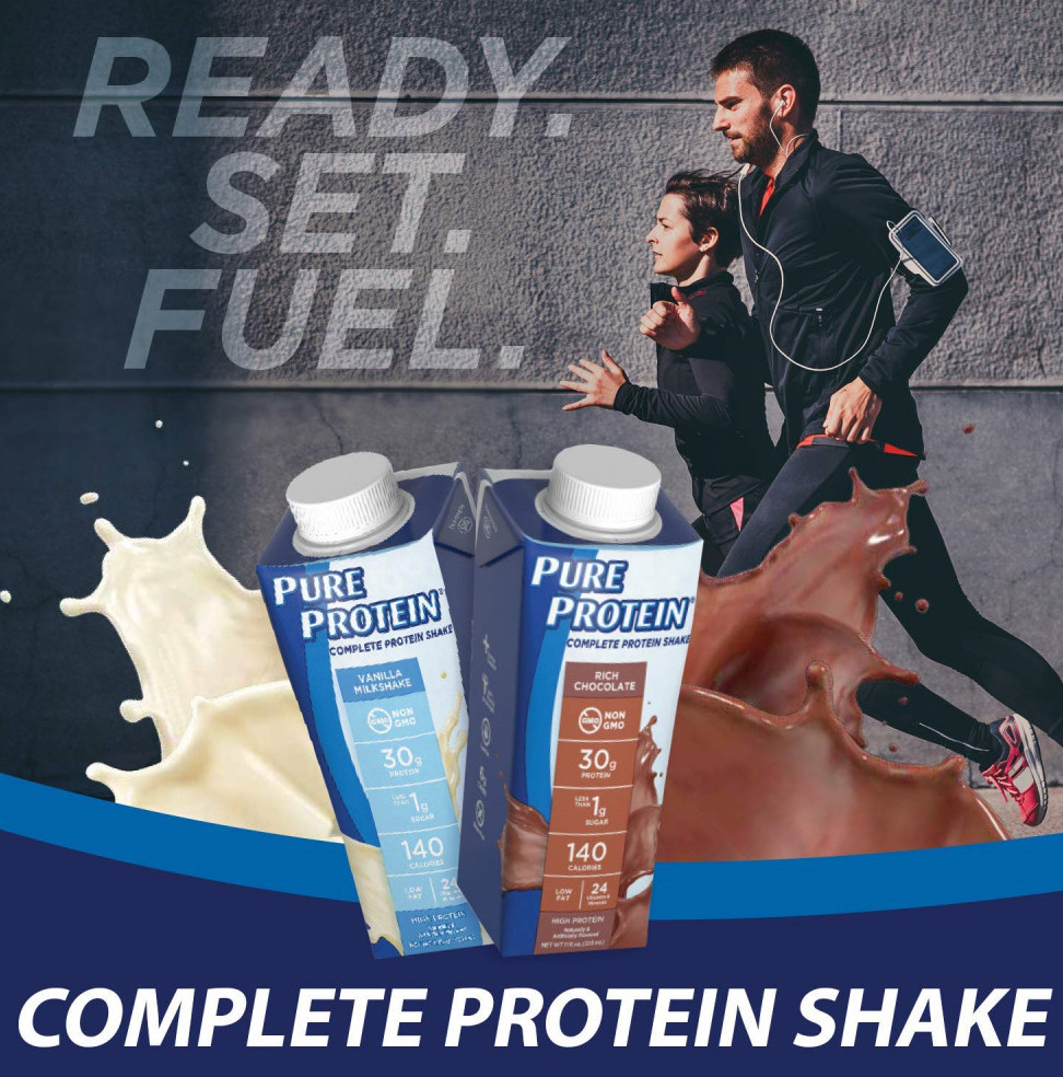Pure Protein Ready To Drink Shake