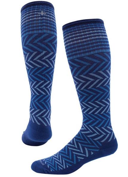 Sockwell Chevron Compression Socks – Women