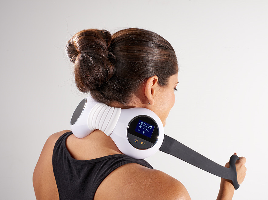 3D Shiatsu Neck and Shoulder Massager