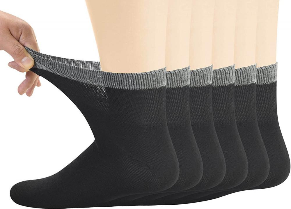 Yomandamor Bamboo Diabetic Socks