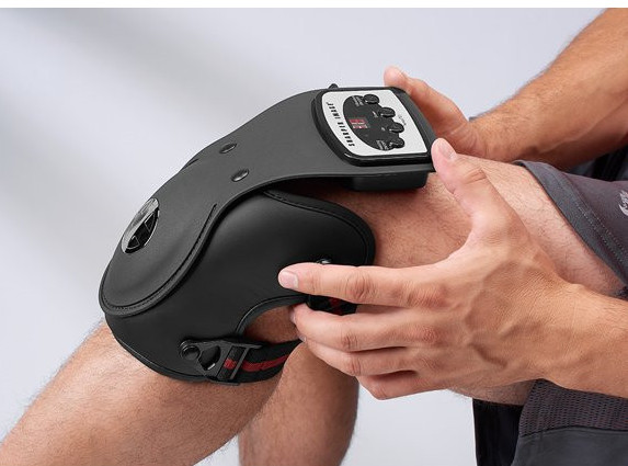 Sharper Image Heated Physiotherapy Massager