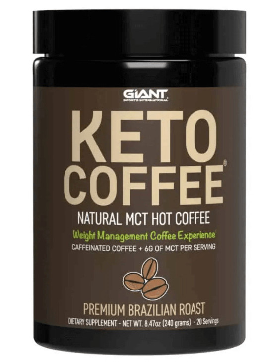 Giant Sports (Unsweetened) Keto Coffee Review